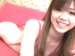 Exotic Japanese chick Miyu Sakura in Horny Skinny JAV movie