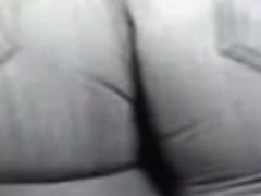 Blonde Brazilian girl big ass