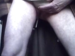 cleaning the tube after fuck