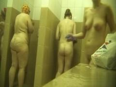 Hidden cameras in public pool showers 326