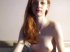 Crazy Amateur Shemale video with Redhead, Ass scenes