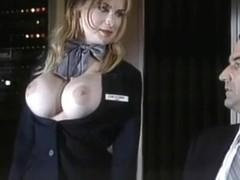 Topless Stewardesses
