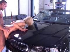 Exotic pornstar in Fabulous Stockings, Hardcore sex clip