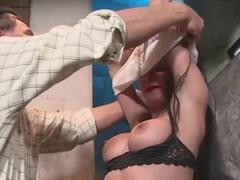 Amazing pornstar in Hottest German, MILF porn clip