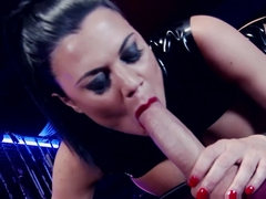 Crazy pornstar Jasmine Jae in Incredible Fetish, Latex xxx movie