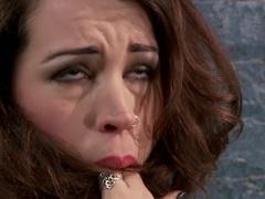 Amazing fetish porn video with crazy pornstar Elizabeth Thorn from Dungeonsex