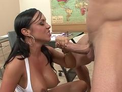 Incredible pornstar Mariah Milano in exotic big cocks, cumshots porn clip