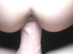 Hot Hungarian blonde gets fucked in a restaurant toilet