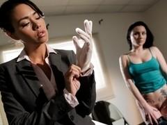 Dana Vespoli,Veruca James in Prison Lesbians #02, Scene #02