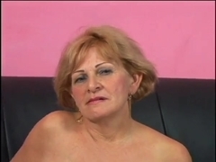 Breasty granny acquires drilled