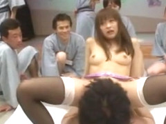 Incredible Japanese chick Yukiko Suo in Best Public JAV movie