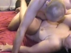 i'm sucking his cock and teh he fucks my hot and wet pussy