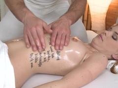 Fabulous pornstars Camilla Krabbe, George, Irina K in Amazing Small Tits, Lesbian sex scene