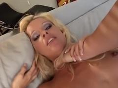 Exotic pornstar Sophie Logan in hottest cumshots, big tits porn video