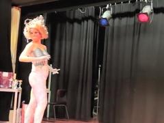 Naked Circus-Body Fashion Model Nak1model