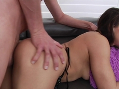 Incredible pornstars Sara Luvv, Mark Wood in Best Natural Tits, Anal sex clip