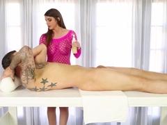 Incredible pornstar in Amazing Big Tits, Handjobs xxx movie