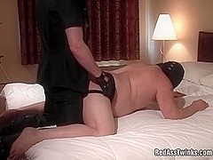 Chubby gay get banged