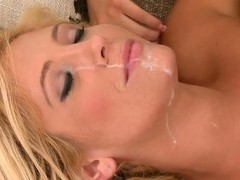 Tasha gets fucked and creamed
