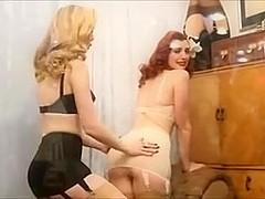 Vintage Burleske Miss Miranda
