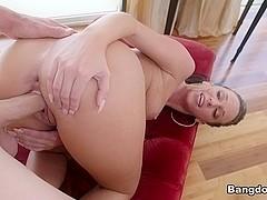 Jada Stevens in Big ass twerks on a big cock Video