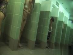 Hidden cameras in public pool showers 403