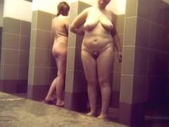 Hidden cameras in public pool showers 773