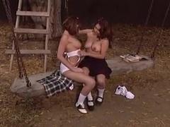 Candy Estefana & Luna Lane - Lesbians