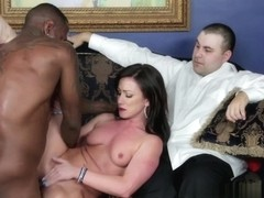 Jennifer White, Jon Jon in Mom's Cuckold #18, Scene #01