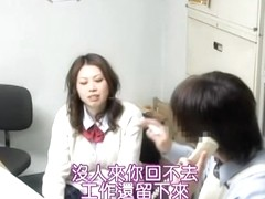Japanese director drills hard a sexy twat in spy cam video