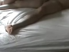 Enarmously chubby woman got her twat eaten by her boyfrend