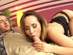 Horny pornstar Aleska Diamond in amazing brazilian, big tits sex clip