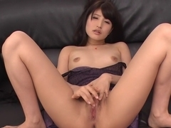 Crazy Japanese model Saki Kobashi in Amazing JAV uncensored Masturbation movie