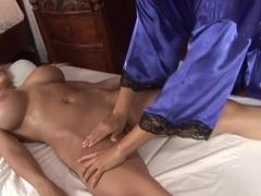 Crazy pornstar in Best HD, Lesbian porn scene