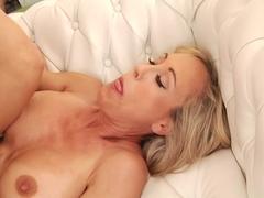 Exotic pornstars Seth Gamble, Brandi Love in Horny Cumshots, MILF porn movie