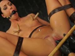Crazy pornstar Sabrina Banks in Exotic Hardcore, Dildos/Toys porn clip