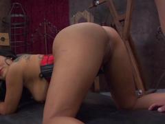 Horny pornstars Kiara Mia, Guy DiSilva in Hottest Big Ass, Anal xxx scene