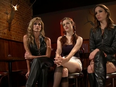 Best fetish, squirting sex scene with horny pornstars Iona Grace and Amber Rayne from Whippedass