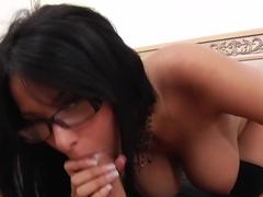 Best pornstar Anissa Kate in amazing brunette, cumshots sex movie