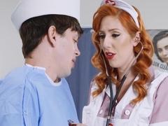Lauren Phillips In The Navy Nurse