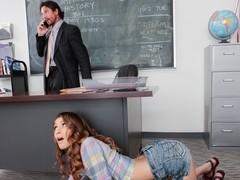 Rebel Lynn, Tommy Gunn in Corrupt Schoolgirls #11,  Scene #04