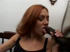 Redhead Teen Girl Gangbang Fuck