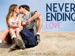 Callie Calypso & Tyler Nixon in Never Ending Love Video
