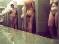 Hidden cameras in public pool showers 392