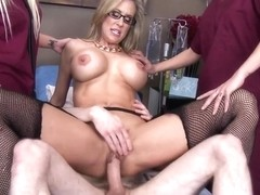 Doctor Adventures: Doctor's Orders. Brandi Love, Brick Danger