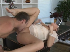 Natasha Nice & Will Powers in Naughty Office