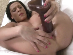 Donna in Slut With Toys - NoBoring