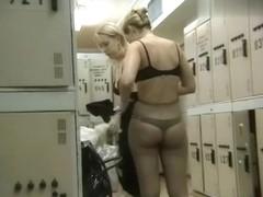 Hidden Camera Video. Dressing Room N 333