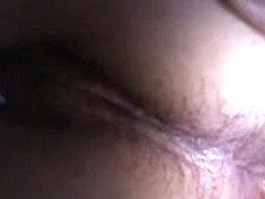 fingering my sexually excited wife booty at night two(homemade)