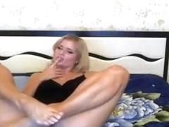kissunchik took off her panties